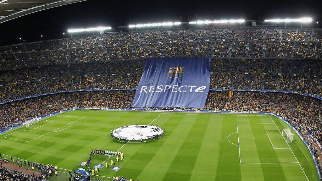 Respektlos: Der FC Barcelona toleriert alte diffamierende Tweets des verpflichteten Stürmers Sergi Guardiola nicht