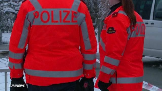 Grosseinsatz der Polizei in Winterthur