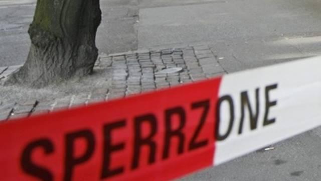 Die Polizei nahm eine Person aus dem Umfeld des Todesopfers von Tägerwilen fest (Symbolbild)