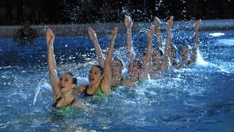 Der Schwimmclubs Solothurn und seine Juniorinnen zeigen in Sursee ihr Können.