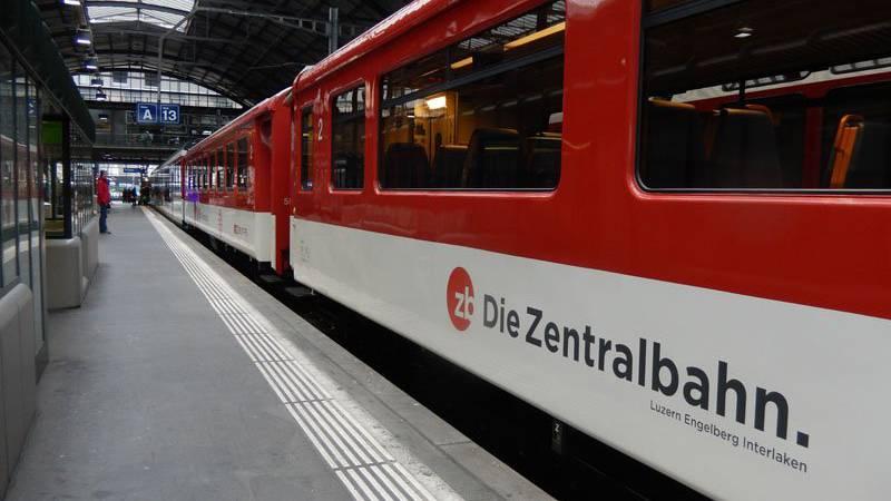 Zentralbahn kann Doppelspur bei Sarnen realisieren