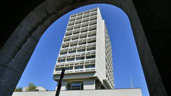 Stadthaus Stadtverwaltung Behörden Olten Jugendbibliothek