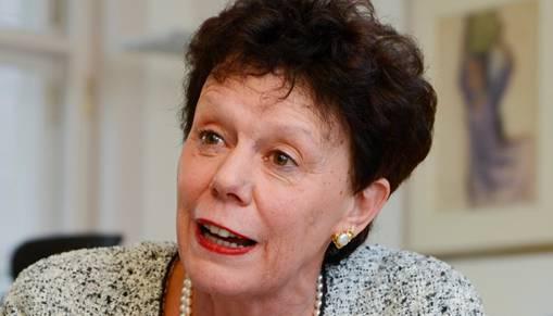 Volkswirtschaftsdirektorin Esther Gassler.