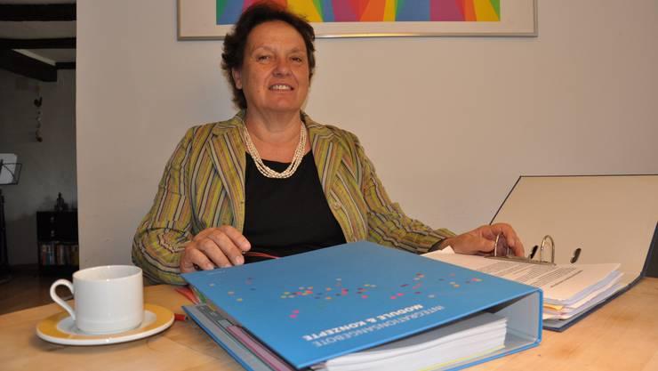 Käthi Mühlemann ist seit 2009 im Oberengstringer Gemeinderat.