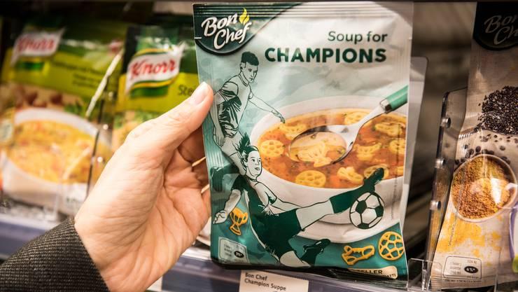 So sieht die neue Unisex-Suppe der Migros aus. (zvg)