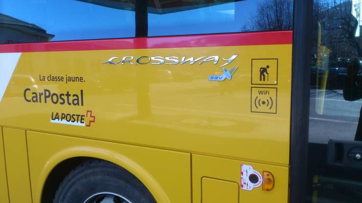 Postauto setzt auf Drahtlos-Internet