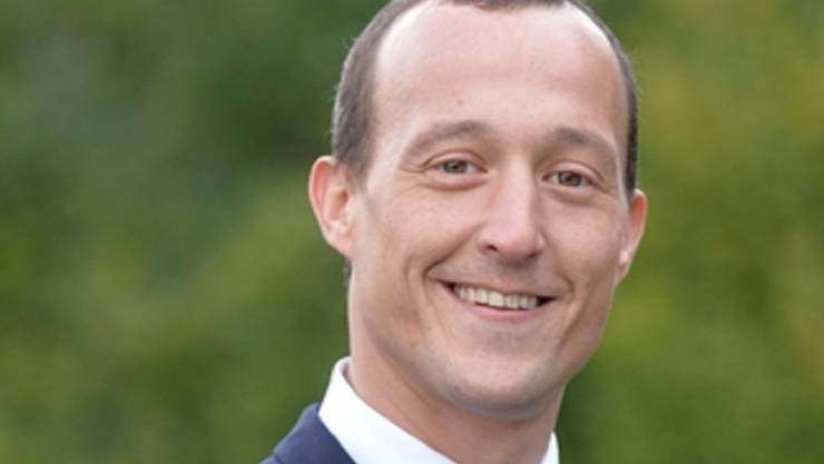 Gemeindeschreiber Gregor Jurt (37).