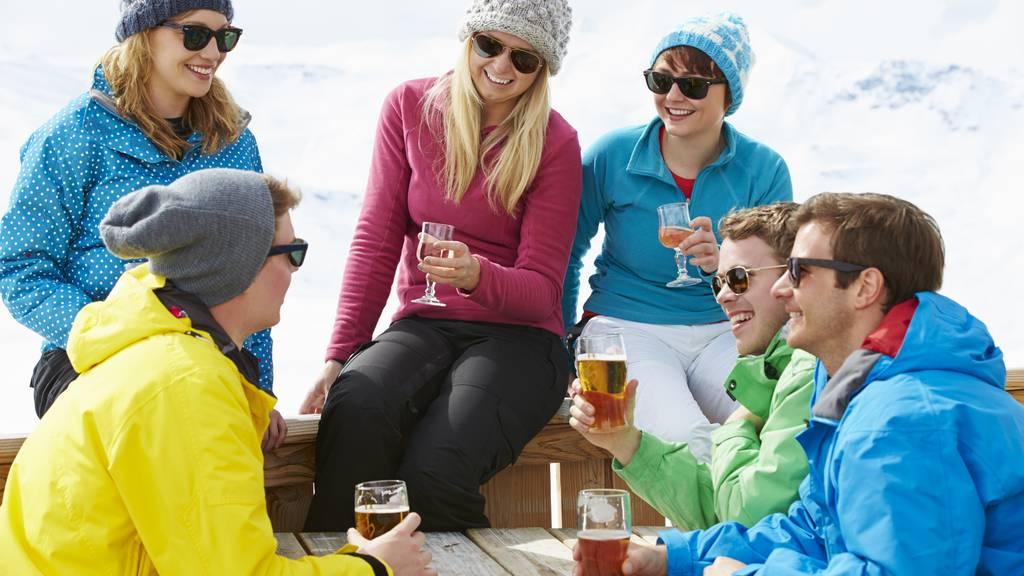 Neue «Schlepp-Bar» im Skigebiet Malbun