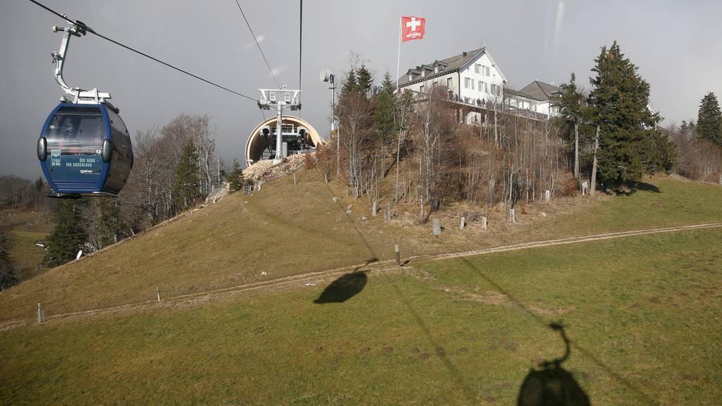 Schweiz Tourismus sieht Aufschwung im Sommer
