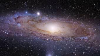 Blick auf die Andromedagalaxie (Archiv)