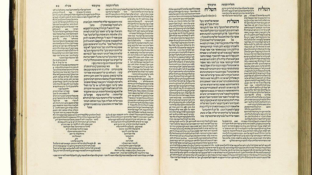 9,3 Millionen Dollar wert war der fast 400 Jahre alte Talmud, der am Dienstagabend bei Sotheby's in New York versteigert wurde. Ein Weltrekord.