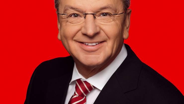 SPD-Fraktionsvize Joachim Poss.