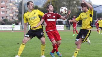 SC Zofingen gegen FC Dulliken.