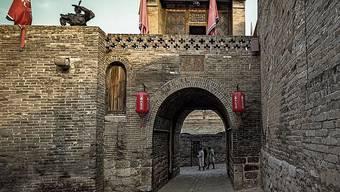Schloss Zhangbi liegt in der Provinz Shanxi. Auf Schloss Habsburg begann der Aufstieg der Dynastie der Habsburger.