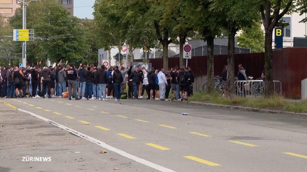 GC gegen FC Basel: Fankurven bleiben aus Protest leer