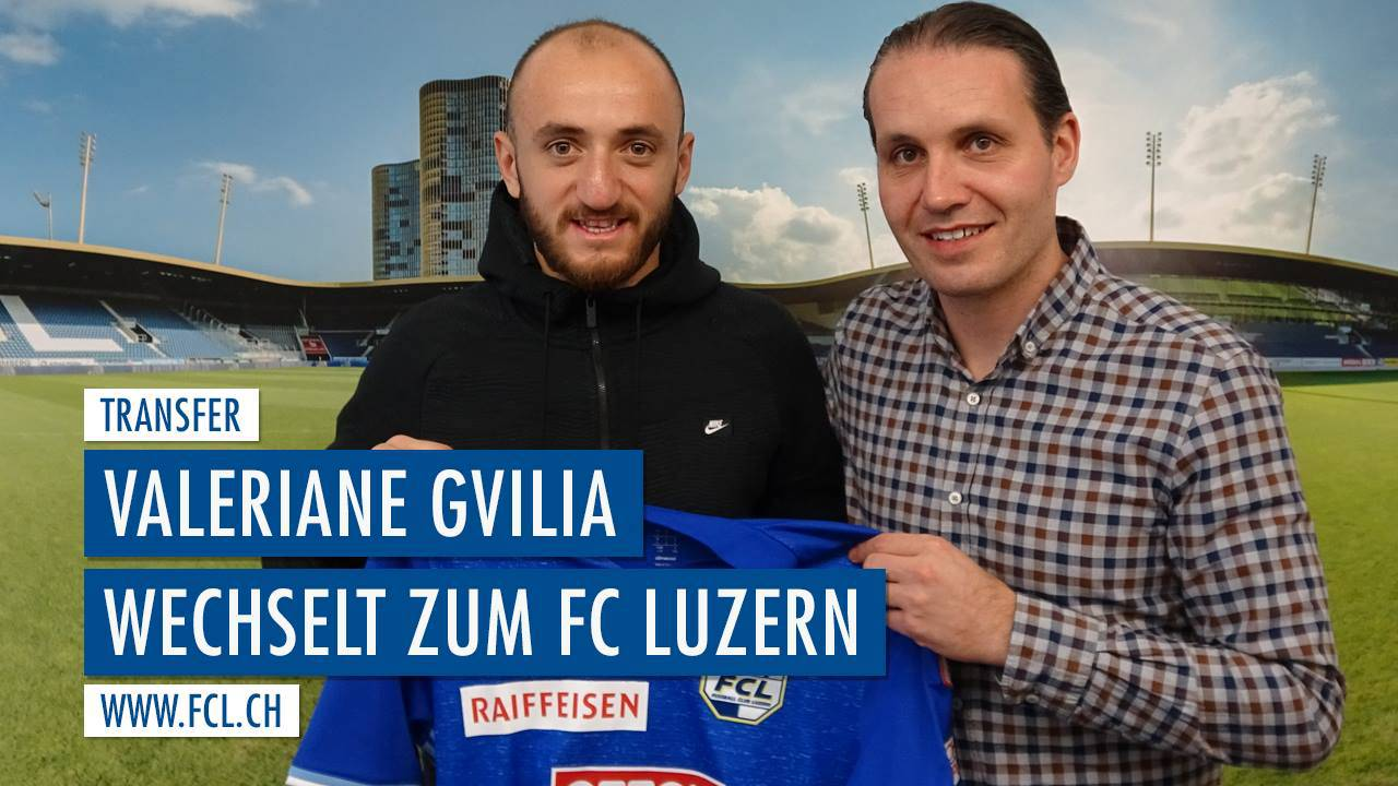 FCL verpflichtet Valeriane Gvilia