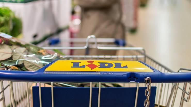 Der Detailhändler Lidl sucht seit langem einen Standort für ein Verteilzentrum im Mittelland – die Roggwiler wollen aber keines. (Symbolbild).