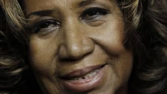 """Schönes Denkmal für die verstorbene """"Queen of Soul"""" Aretha Franklin: An zwei U-Bahn-Stationen in New York wurden Schilder mit der Aufschrift """"Respect"""" angebracht. (Archivbild)"""