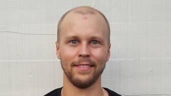 Der neue Finne heisst Mikko Jolma: «Ich bin glücklich, ein Teil von Unihockey Basel Regio zu sein.»