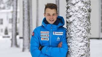 Auch er ist zum Weltcup-Auftakt mit dabei: Andreas Schuler