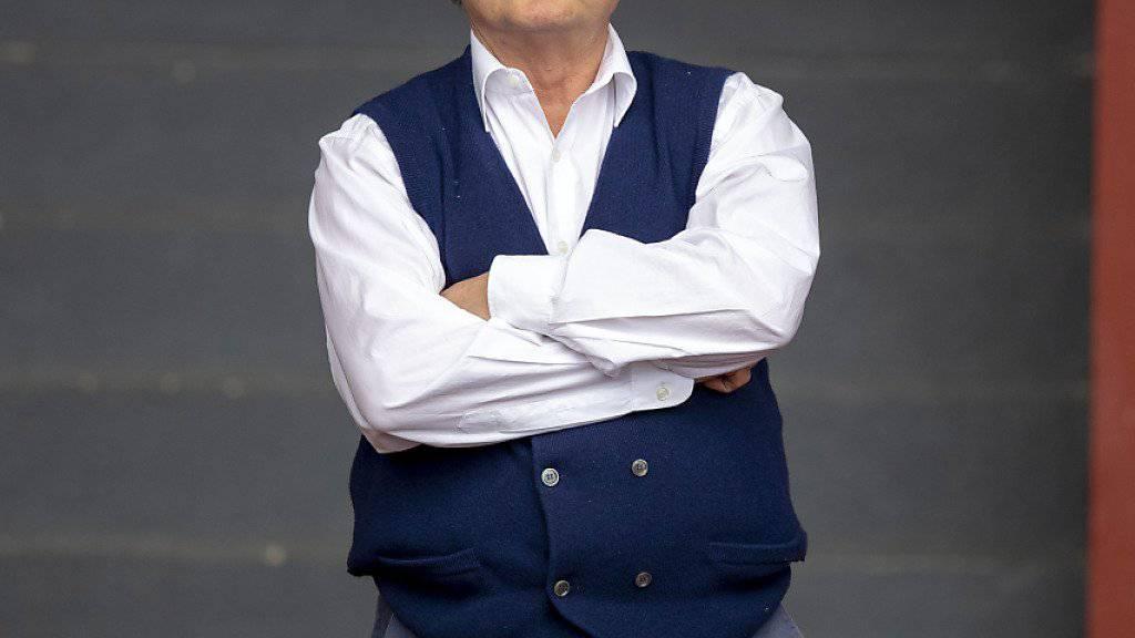 FCZ-Präsident Ancillo Canepa musste auch 2017 mit roten Zahlen leben