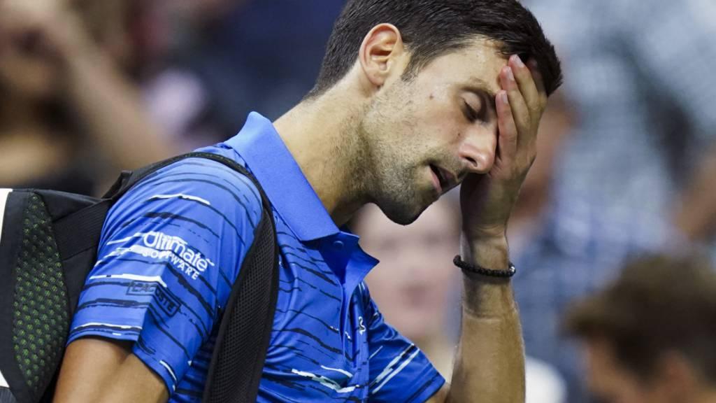 Nadal und Wawrinka kaum am US Open, Djokovic wohl schon