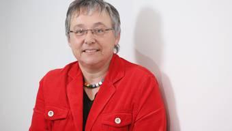 Doris Fischer-Taeschler, Präsidentin der FDP Aargau.