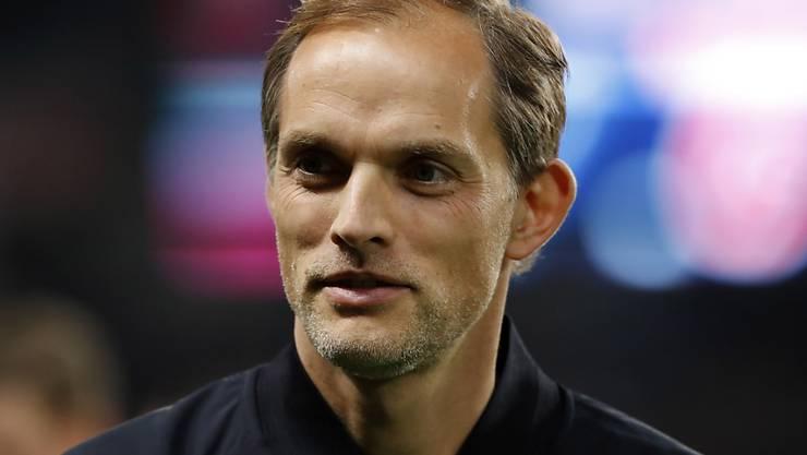 PSG-Trainer Thomas Tuchel ist am Dienstagabend gefordert