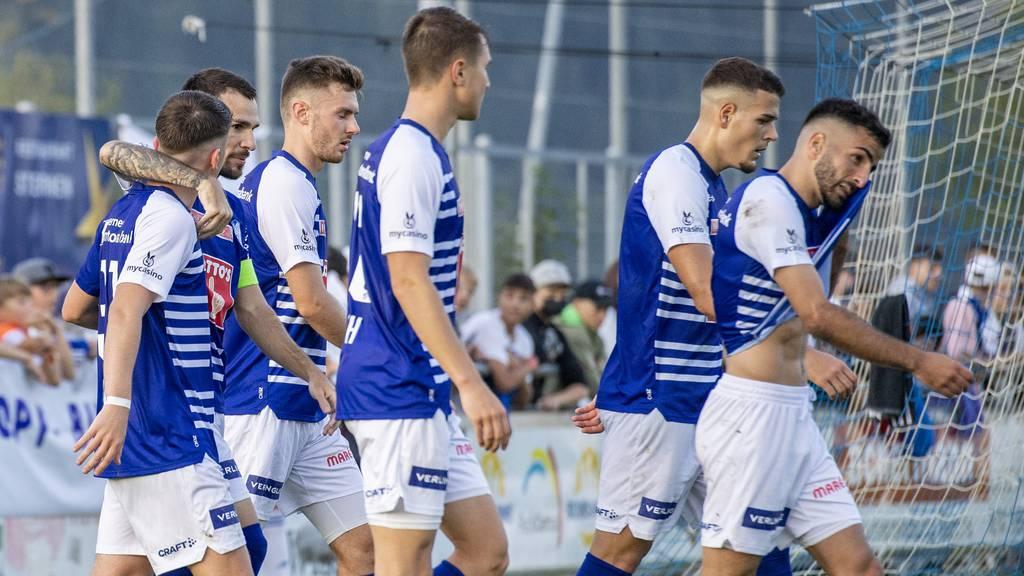 Titelverteidiger FC Luzern trifft auf Schaffhausen