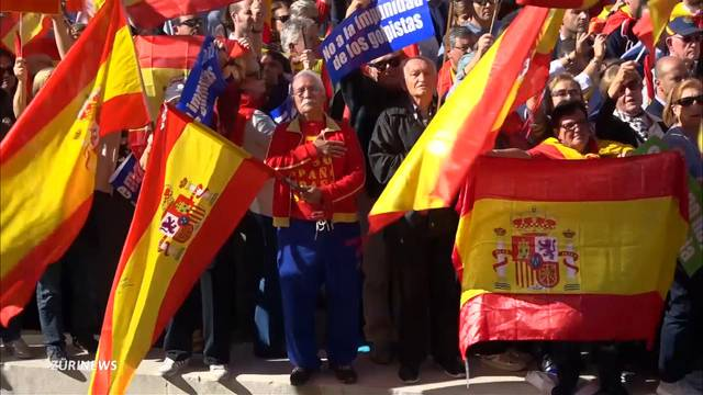 Katalonien offiziell ohne autonome Regierung