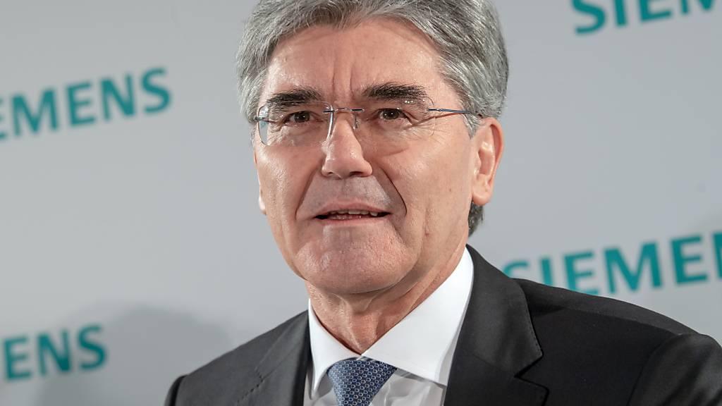 Siemens kippt die Prognose nach Gewinneinbruch