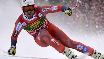 Kjetil Jansrud auf dem Weg zu seinem 20. Weltcupsieg