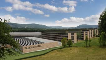 Der Kanton Aargau und das PSI haben das Konzept InnovAARE vorgestellt.