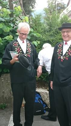Markus Kunz und Marcel Birrer