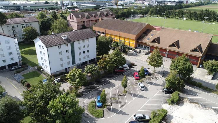 Das neue Schulhaus in Egerkingen kostet 16 Millionen Franeken