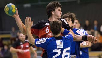 Solothurner Handballer gegen Leader Endingen