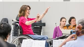 Dirigentin Felicitas Gadient