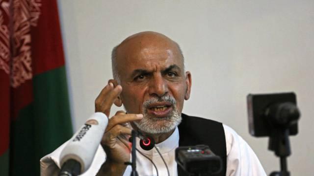 Ghani gewann bei der Stichwahl 56,44 Prozent der Stimmen (Archiv)