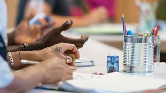 Zumindest «lerngewohnte» Asylbewerber im laufenden Verfahren sollen weiterhin in den Genuss des Angebotes kommen.