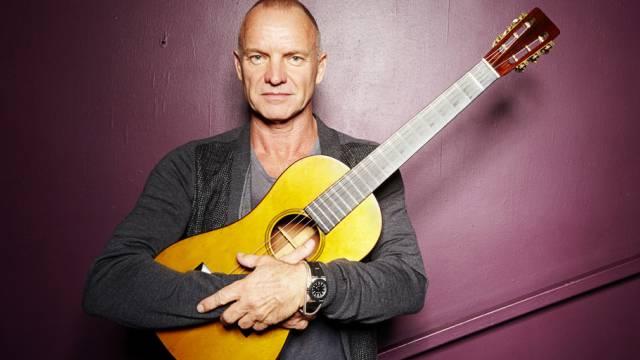 Musiker Sting liess seine Villa in der Toskana renovieren (Archiv)