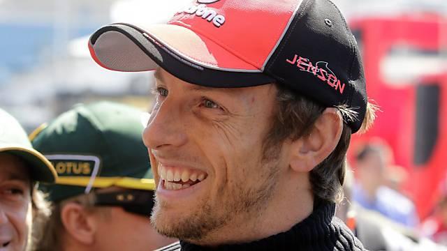Jenson Button wurde für seine Aufholjagd belohnt.