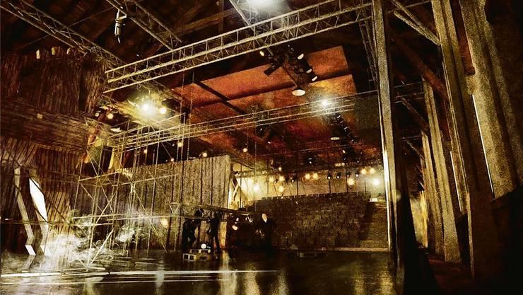 Aarau leistet sich ein Haus für Theater, Musik und Tanz in der Alten Reithalle.