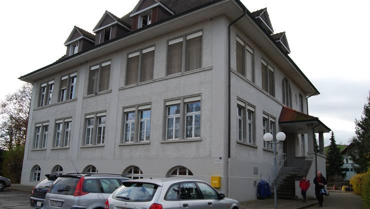 1911 wurde es erbaut - nun ist ein Umbau geplant.