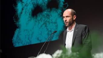 Patrick Nöthiger, Leiter Abteilung Kultur der Stadt Baden.