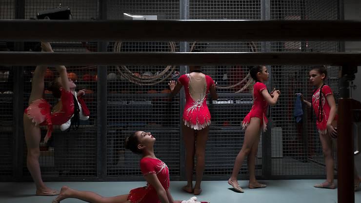 Der Schweizerische Turnverband plant in der Rhythmischen Gymnastik wieder einmal einen Neuanfang