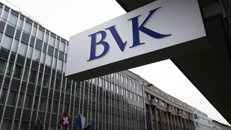 BVK: Die bisherige Pensionskasse der rund 350 Angestellten.