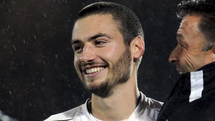 Kristian Kuzmanovic kommt zum FC Wohlen.