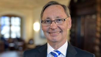 Zürcher Gemeinderat Heinz Schatt.