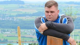 Patrick Räbmatter ist fit: Zwei Regionalfeste hat er 2018 bereits gewonnen.