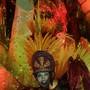 Der farbenprächtige Karneval in Rio de Janeiro fällt im kommenden Februar aus. (Archivbild)